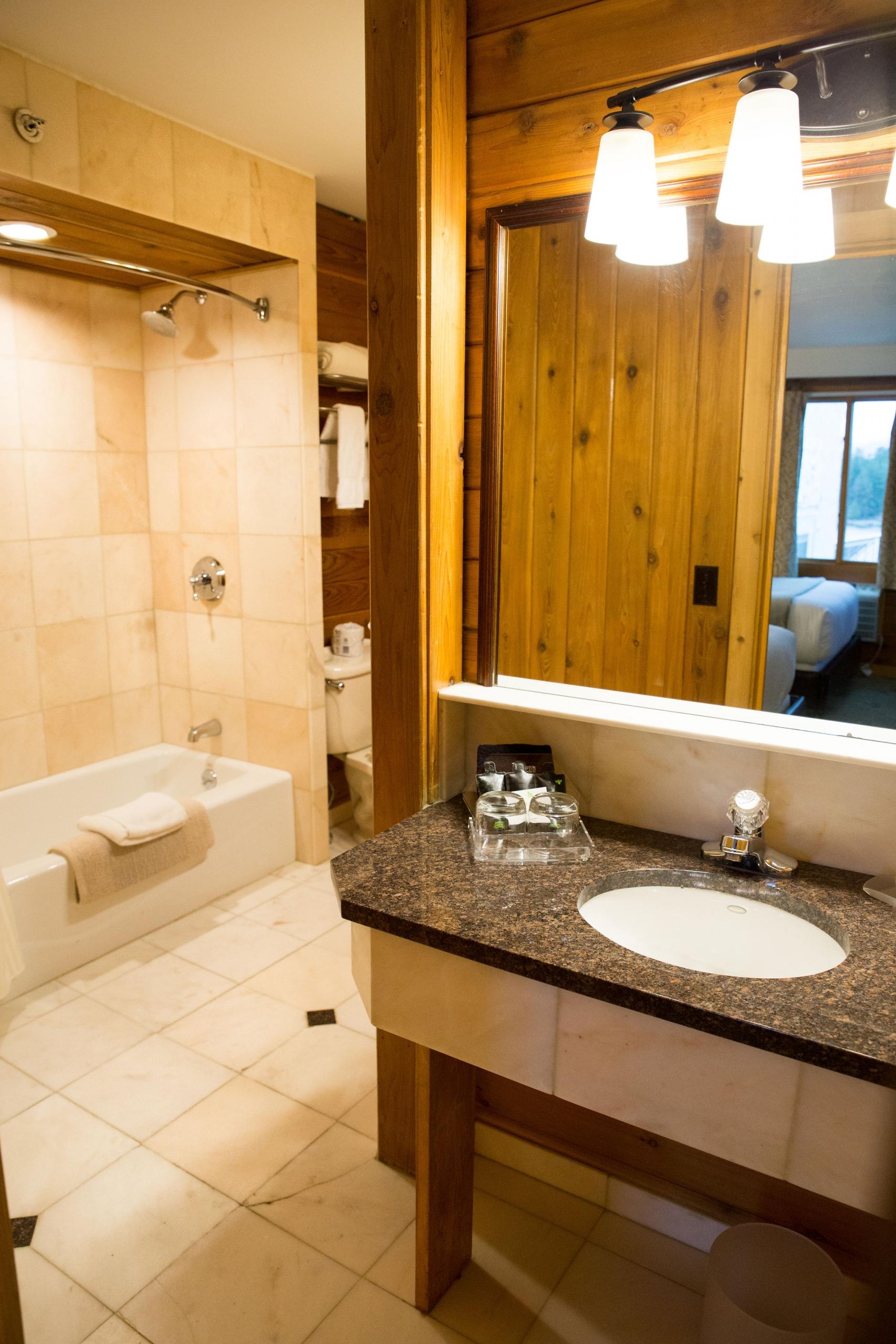 Condo 501 Bathroom