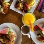 brunch from Great Adirondack Brewing Co